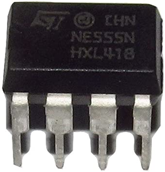 paquete de 10 cinco NE555P//NE555N Temporizador de propósito general NE555