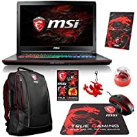 MSI GE72MVR APACHE PRO-001 (i7-7700HQ, 32GB RAM, 256GB SATA SSD + 1TB HDD, NVIDIA GTX 1070 8GB, 17.3 Full HD, 120Hz, Windows 10) VR Ready Gaming Notebook