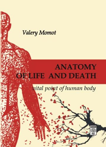 Anatomy of Life and Death. Vital Point of Human Body. (Martial Arts Pressure Points Of The Body)