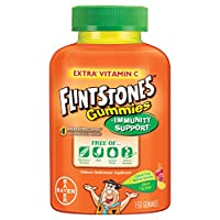 Flintstones Gummies plus Immunity Support, 150 conteos