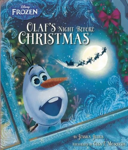 Disney Frozen Olaf's Night Before Christmas Olaf's Night Before Christmas