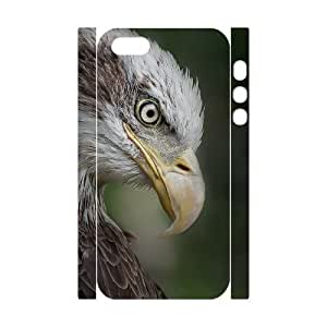 Animals Eagles 3D-Printed ZLB558942 Customized 3D Cover Case for Iphone 5,5S by Maris's Diary