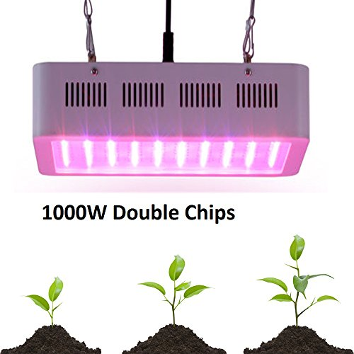 Vander LED Grow Lights With UV/IR Lamp for Indoor Plants,...
