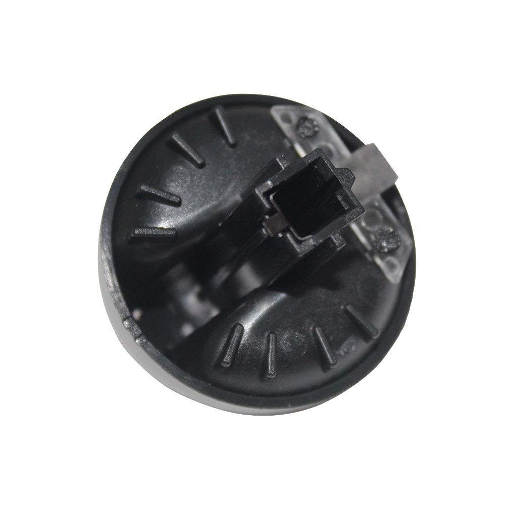 Control Knob Heater PROMOTOR 2PCS Air Condition Switch Button Control Knob Heater Fan Control Knob for 55905-0C010 Toyota Tundra 2000-2006