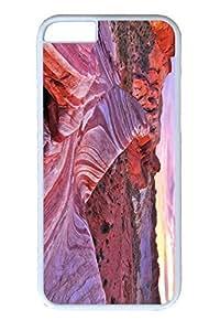 Samsung Galaxy Note4 Case, Personalized Unique Design Protect Covers Samsung Galaxy Note4 PC White Edge Case - Gobi Rock Kimberly Kurzendoerfer
