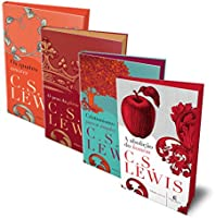 C.S. Lewis - Caixa com 4 livros