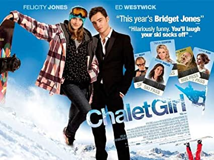 Chalet Girl Poster Movie UK 11 x 17 Inches - 28cm x 44cm Stefano ...