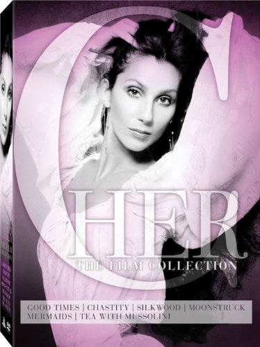 Cher: The Film Collection (Good Times / Chastity / Silkwood / Moonstruck / Mermaids / Tea with Mussolini) by MGM