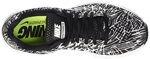 Nike Women's WMNS Air Zoom Pegasus 32 Print Sneakers Nero (Black/White) free shipping tumblr discount good selling outlet new clearance big discount 6W5J3