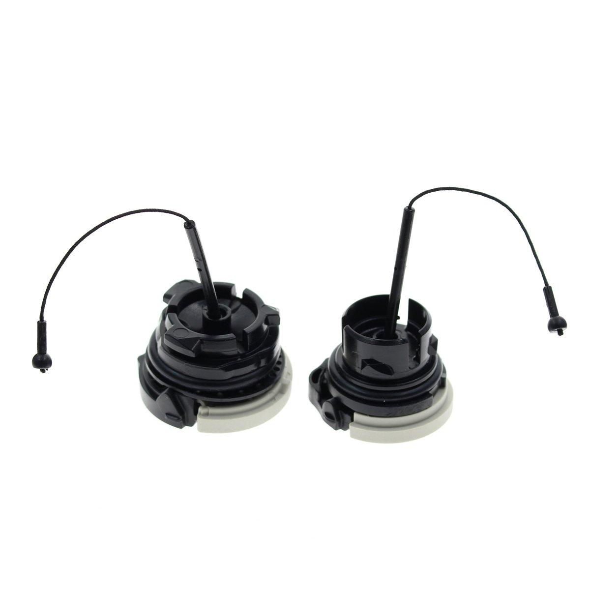 Carbhub Fuel Cap//Oil Cap for STIHL MS210 MS230 MS240 MS250 MS250C MS260 MS340 MS360 Chainsaw