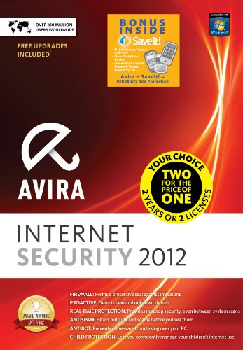 Avira Internet Security - 2012 [Old Version]