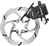 TRP HY/RD Flat Mount Road Bike Hydraulic Disc Brake Caliper Rotor Front 160mm