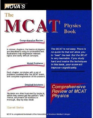 The MCAT Physics Book by Garrett Biehle (2000-02-04)