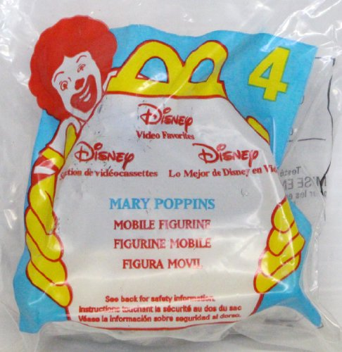 Mcdonalds Disney Video - Video Favorites Disney Mcdonalds Mary Poppins, #4 Penguin