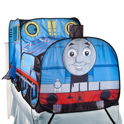 Thomas the Train Bed Topper and Tent  sc 1 st  m.amazon.com & Amazon.com: Thomas the Train Bed Topper and Tent: Toys u0026 Games