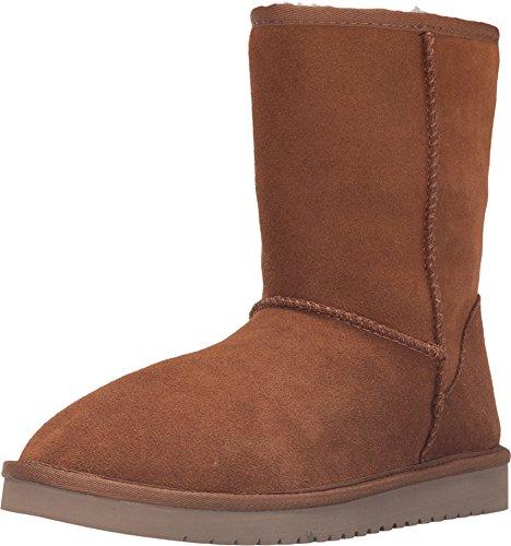 Koolaburra Classic Short Boots (Koolaburra Women's Classic Short Chestnut Boot )