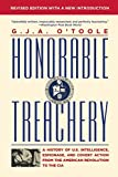 Book cover for Honorable Treachery: A History of U. S. Intelligence, Espionage, and Covert Action from the American Revolution to the CIA