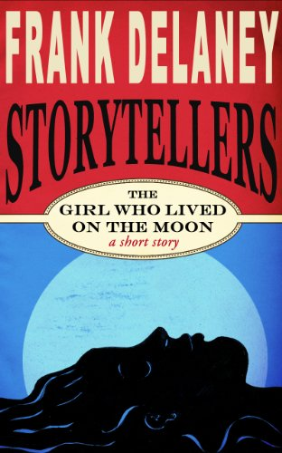 book cover of The Girl Who Lived on The Moon