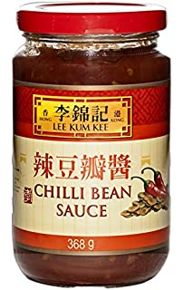 Lee Kum Kee Salsa de Chile Toban Djan - 6 Paquetes de 368 gr - Total