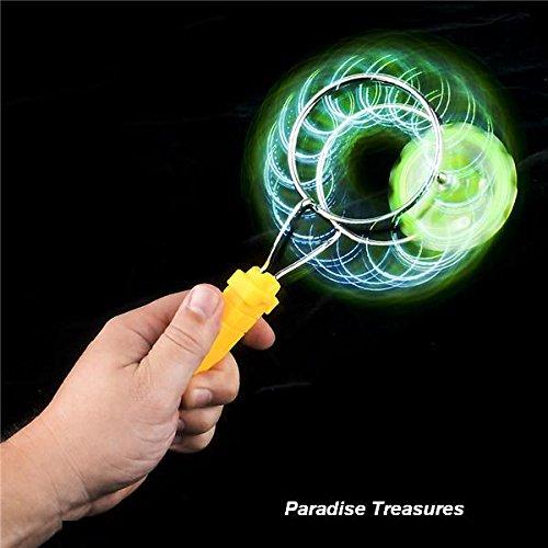 Light Gyro Wheel Spinning Lights product image