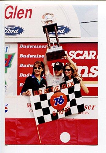 (Jeff Gordon NASCAR Race Winner Photo Watkins Glen International 1997 4