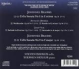 Brahms: Cello Sonatas Nos.1