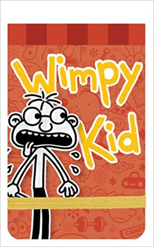 Diary of a wimpy kid fregley mini journal mudpuppy jeff kinney diary of a wimpy kid fregley mini journal mudpuppy jeff kinney 9780735338968 amazon books solutioingenieria Images