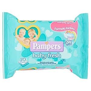 Pampers - Body Fresh - Toallitas húmedas - 20 toallitas