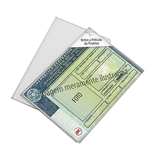 Protetor Cnh, DAC, Protetor CNH 1581, Transparente