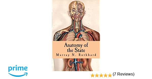 Anatomy of the State (Large Print Edition): Amazon.ca: Murray N ...