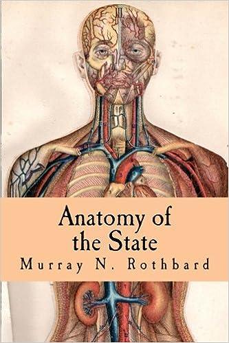 Murray 9781514674987 Print Books uk Rothbard N large Of Edition Amazon State The Anatomy co