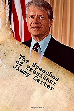 book cover of The Speeches of President Jimmy Carter