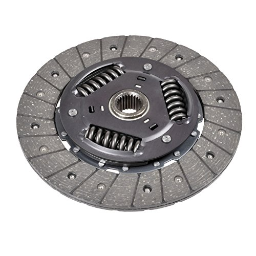 Blue Print ADN13175 Clutch Disc, pack of one: