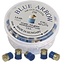SKENCO Blue Arrow Plalini 4.5mm/6.4gr Alluminio (250pz)