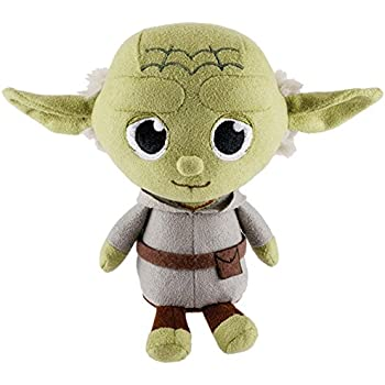 "Amazon.com: Star Wars Plush - Stuffed Talking 9"" Yoda"