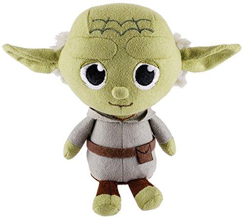 (Star Wars The Last Jedi Yoda Plush)