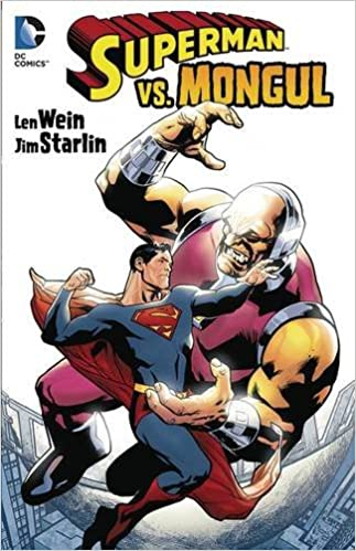Superman Vs Mongul TP
