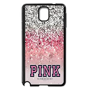 Cell Phone case LOVE Pink Cover Custom Case For Samsung Galaxy Note 3 N7200 MK9Q942544