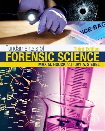 128000376 - Fundamentals of Forensic Science, Third Edition
