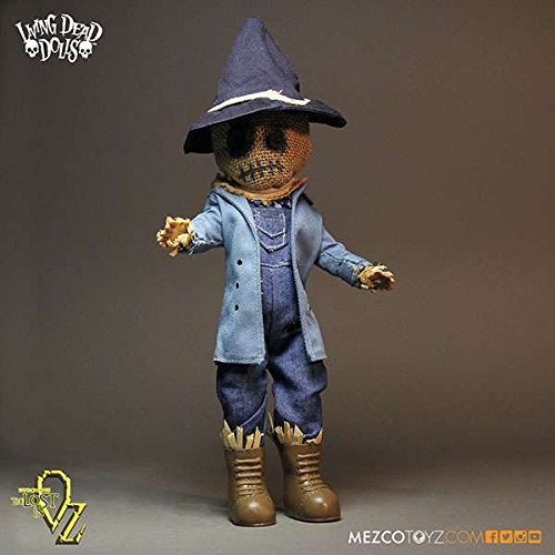 Living Dead Dolls Lost In Oz Purdy as The Scarecrow 10