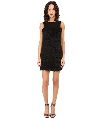 570a3ad613d Amazon.com: Love Moschino Women's Sleeveless Cocktail Dress, Black ...