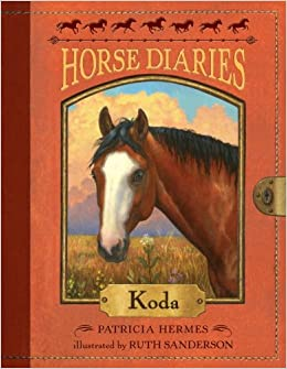 Book Horse Diaries #3: Koda