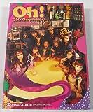 少女時代 Girls' Generation - Oh! (2nd Album) CD + Photo Booklet + Photocard [KPOP MARKET特典: 追加特典フォトカード] [韓国盤]