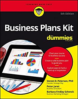 Business Plans Kit For Dummies Ebook Steven D