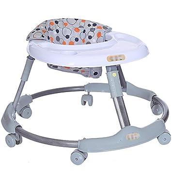 Andadores Actividad y entretenimiento Desarrollador Walker Andador de actividades Walker multifunción bebé niño andador andador antideslizante 6-18 meses ...