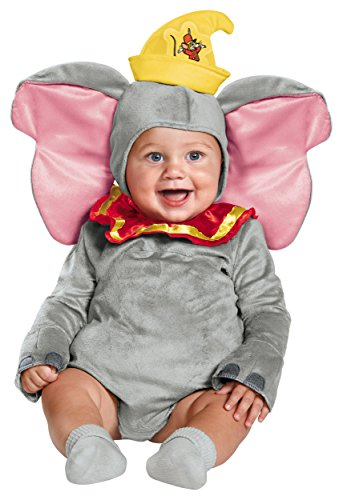 Dumbo Baby Infant Costume - Baby (Dumbo Baby Costume)