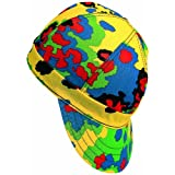 "Mutual Industries 00340-00000-0725 Kromer Multi Camo Style Welder Cap 7 1/4, Cotton, Length 5"", Width 6"""