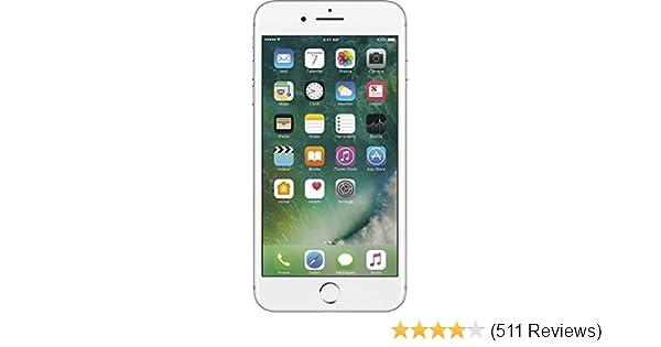 Amazon Apple Iphone 7 Plus 32 Gb Unlocked Silver Us Version