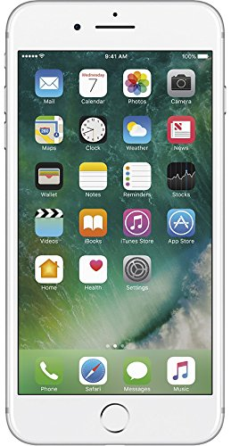 Apple iPhone 7 Plus 32GB Quad-Core 4G LTE IP67 Certified Smartphone w/ Dual 12MP Cameras - (Sprint) Silver
