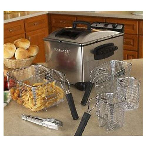 general electric professional style deep fryer